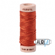 Aurifloss - 6-strand cotton floss - 2240 (Rusty Orange)